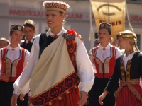 Insight into Latvian Song and dance festival
