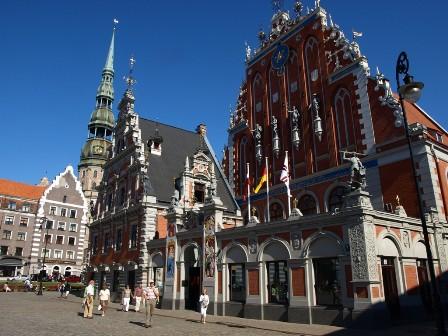 Outdoor guide Riga excursion