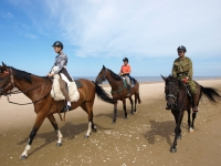 "Enjoy whitesand beach on <a href=""http://www.adventureride.eu/en/select-dates/empty_beaches_of_slitere_national_park/"">horseback riding vacation</a> in Slitere national park"