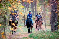 "Explore and book this <a href=""http://www.adventureride.eu/en/select-dates/through_forests_and_beaches_of_adazi/"">horseback riding vacation</a> in Adazi"