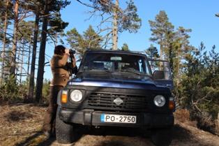 Outdoor guide offroad adventures
